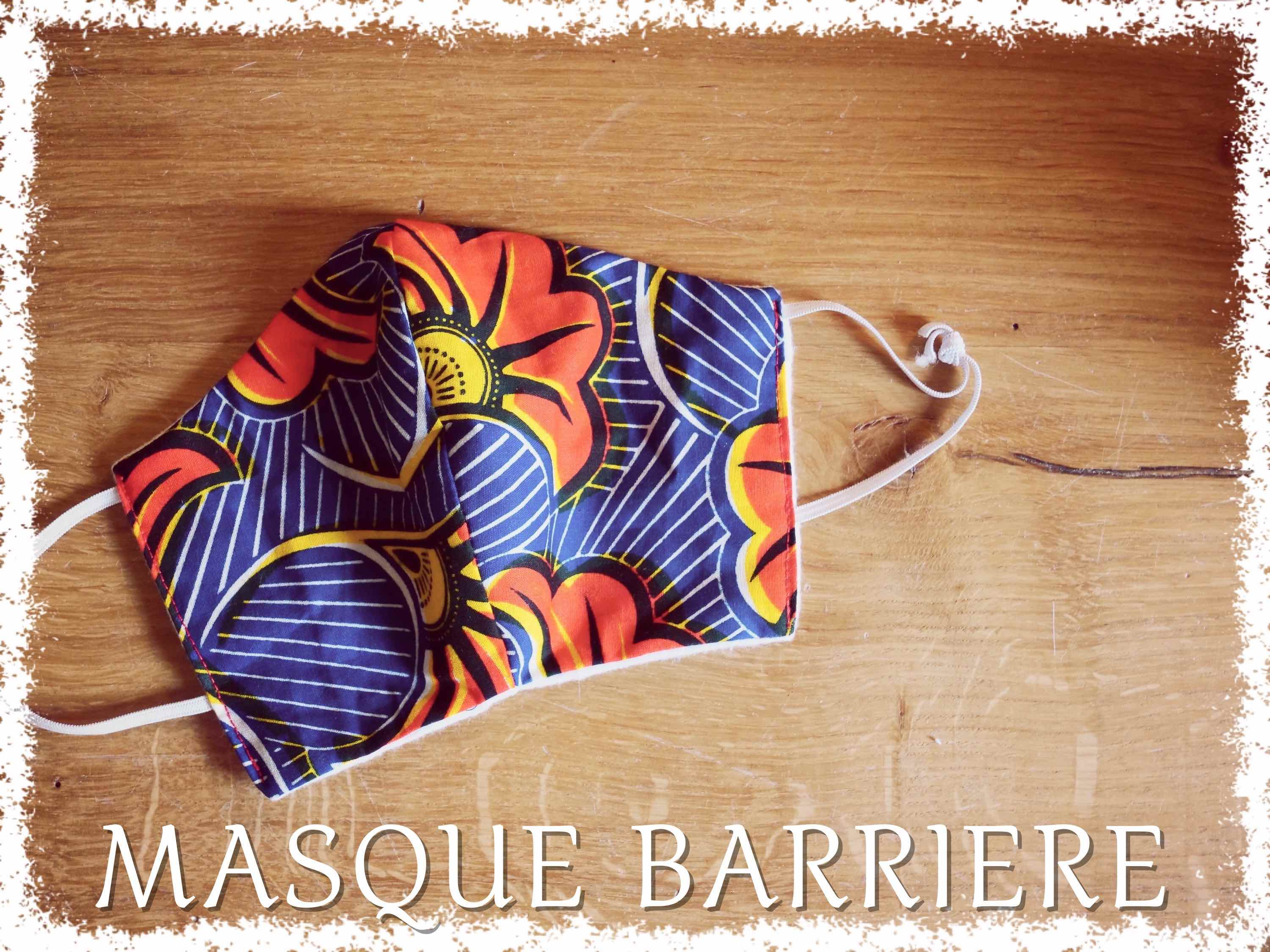 Masque Barriere