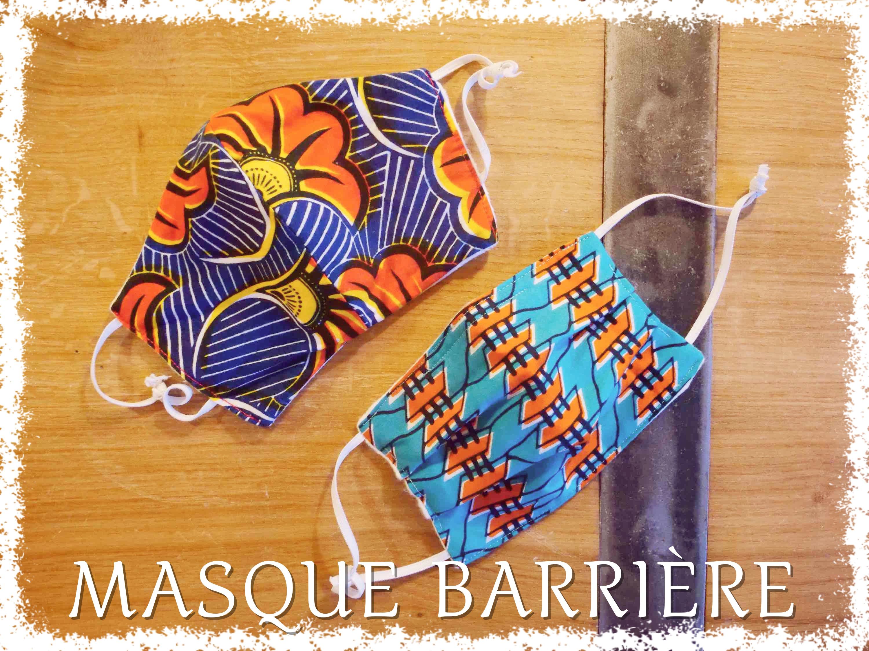 Masque Barriere