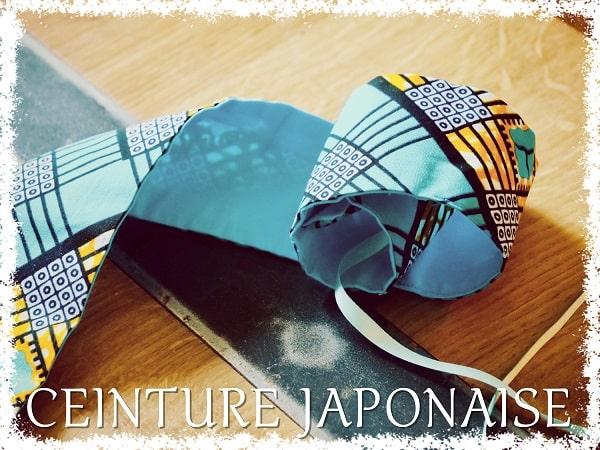 Ceinture japonaise