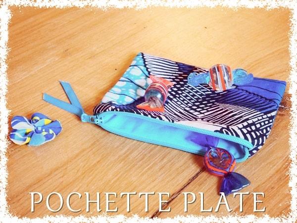 Pochette Plate